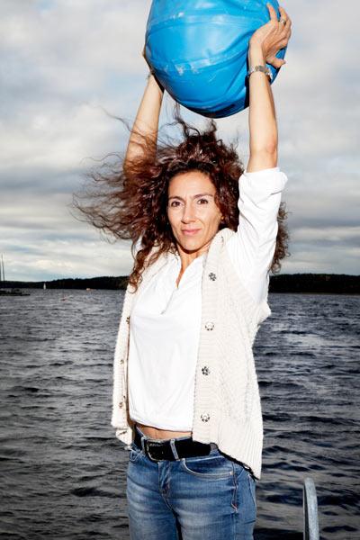 Leila Söderholm